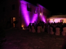 Lightingh service in Castello di Leonina Tuscany siena