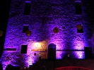 color changing architectural lighting chianti