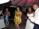 Charlene & Thanee - wedding party dance with friends