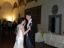 Isabella e Brendon wedding party First Dance