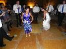 Tonya & Andrew -Folk dance for wedding pary in umbria perugia