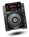 Cdj Player 900 for rental